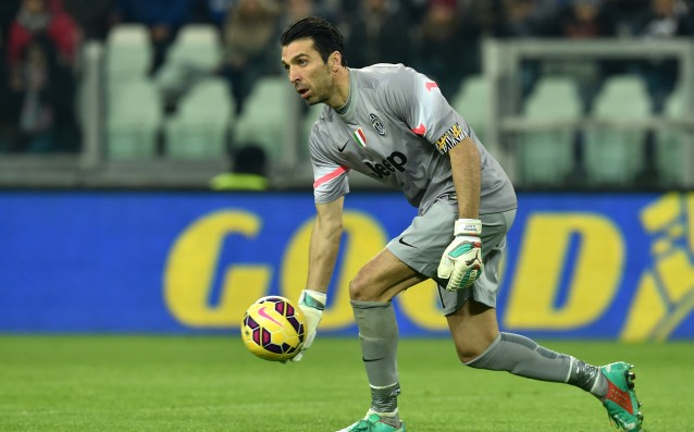 Buffon took all the blame on the draw against Cesena