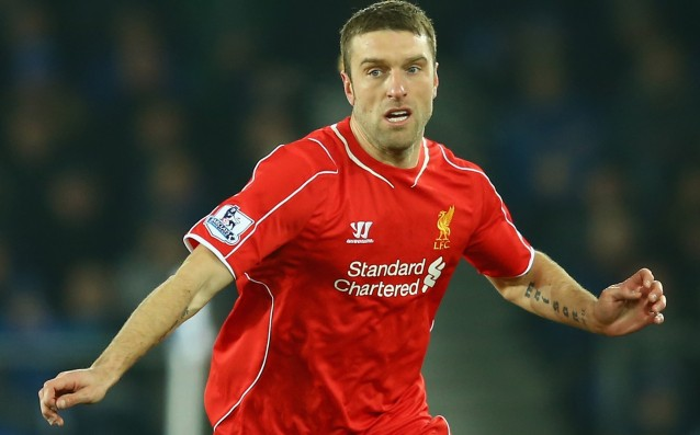 Ricky Lambert does not mourn the failed transfer to Villa