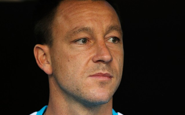 John Terry is waiting for a new contract with Chelsea