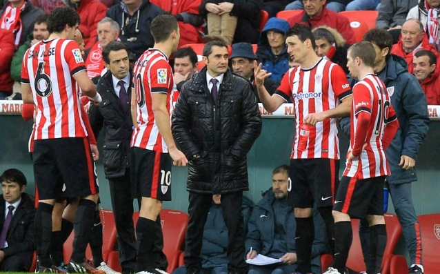Athletic Bilbao defeated Rayo Vallecano