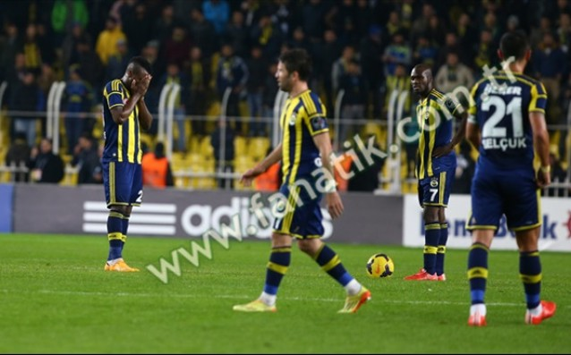 Fenerbahce was shocked by the weak team of Belediespor