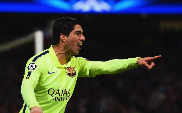 Suarez: At Camp Nou we must show that we are Barcelona