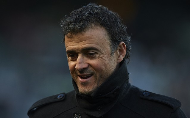 Luis Enrique: My players deserve high praise for their performance