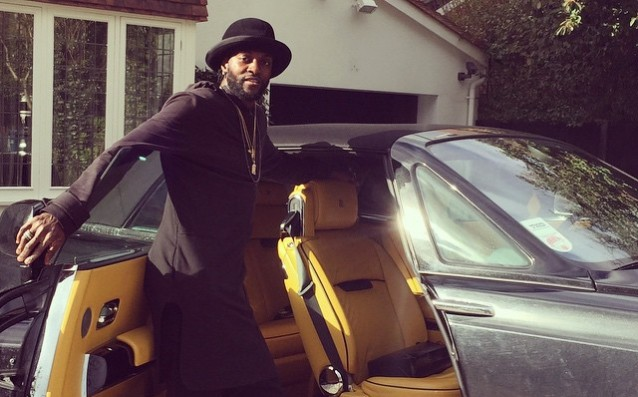 The day of Adebayor – from Rolls-Royce to the urban transport