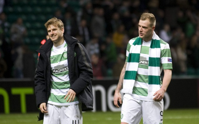 The players of Celtic do not treat the re-match against Inter as tourists