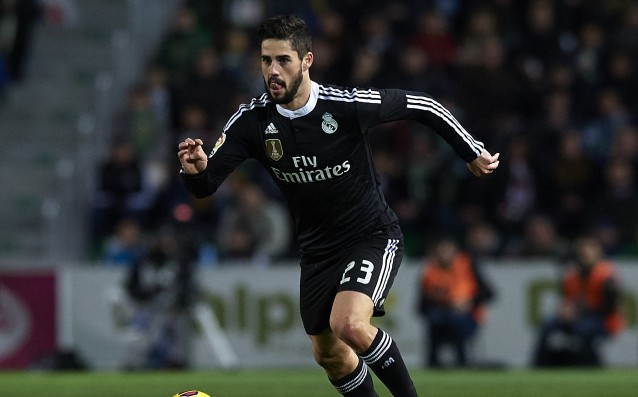Isco wants a bigger salary at Real Madrid