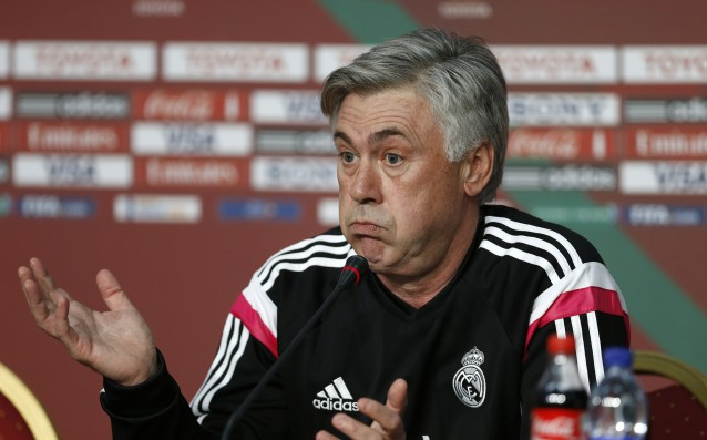 Ancelotti's place has become 'windy'