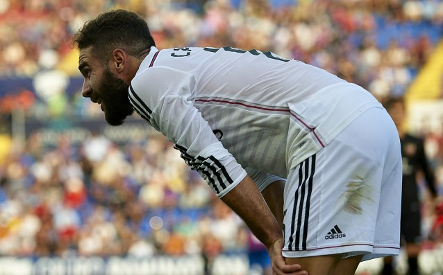 Carvajal: Barca lost some points a few days ago