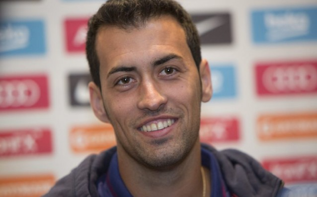 Busquets: Mascherano is no threat to me