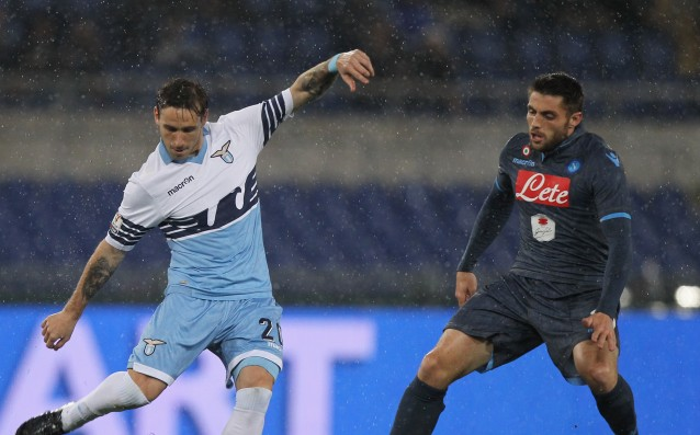 Lazio and Napoli have not decided much before the second leg