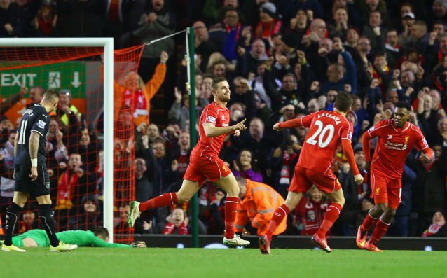 The flawless Liverpool overturned Burnley
