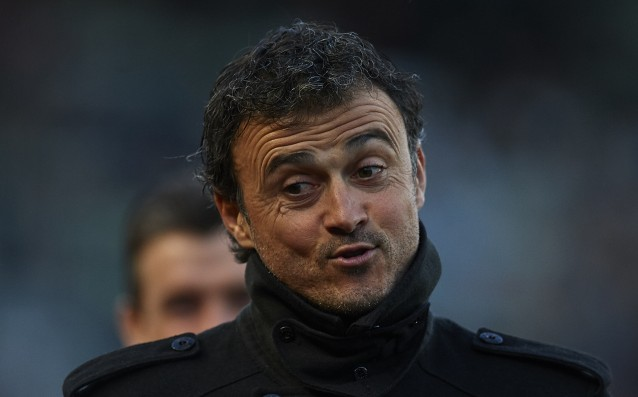 Luis Enrique: We are where we want to be