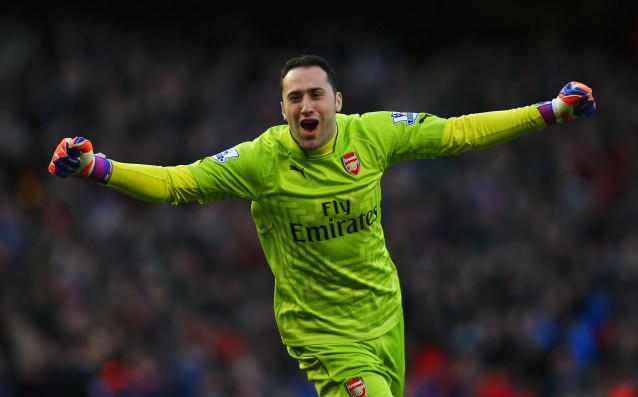 Ospina warned his teammates for Falcao