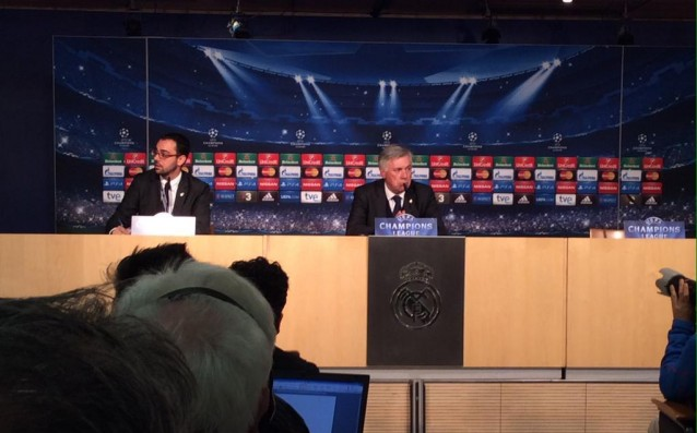 Ancelotti: We've earned the boos
