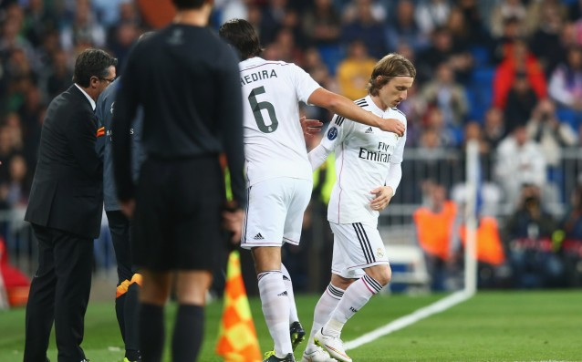 Modric: In the next match you will see a much better Real Madrid