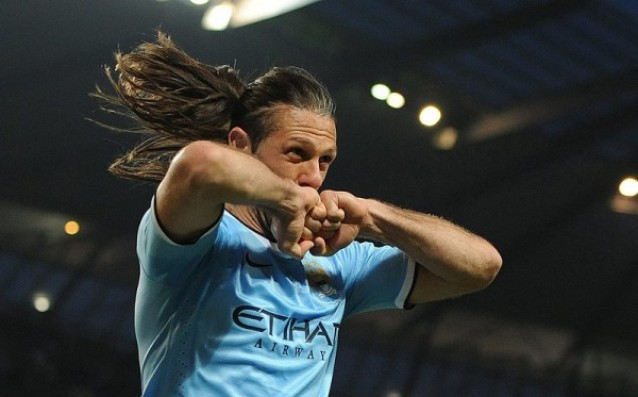 Martin Demichelis will have another year at Manchester City
