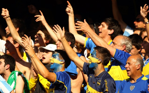 Boca have achieved a glorious victory for Copa Libertadores