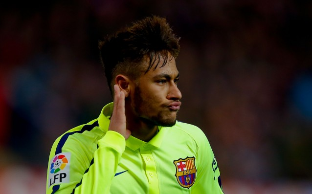 Neymar: 'El Classico is like a finale'