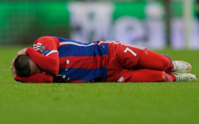 Beckenbauer: 'Ribery and Boateng are harming Bayern.'