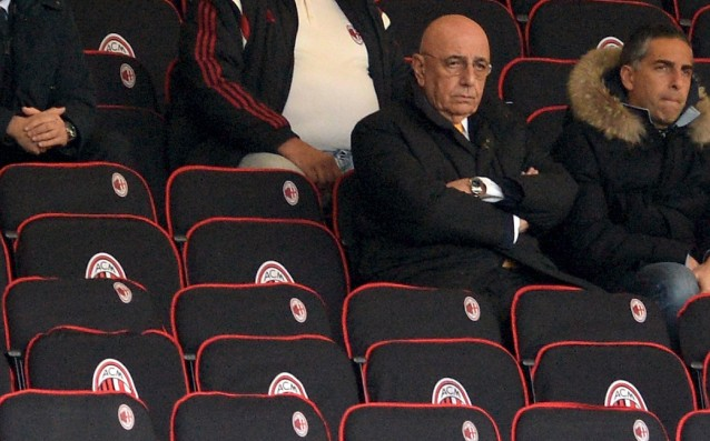 Galliani denied having any nterest in the coach of Empoli