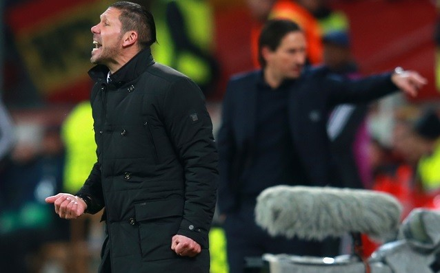Simeone: 'The fans should not shut up for a minute.'