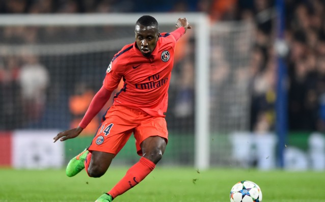 Paris Saint-Germain is ready to sell Matuidi for 50 milion euros