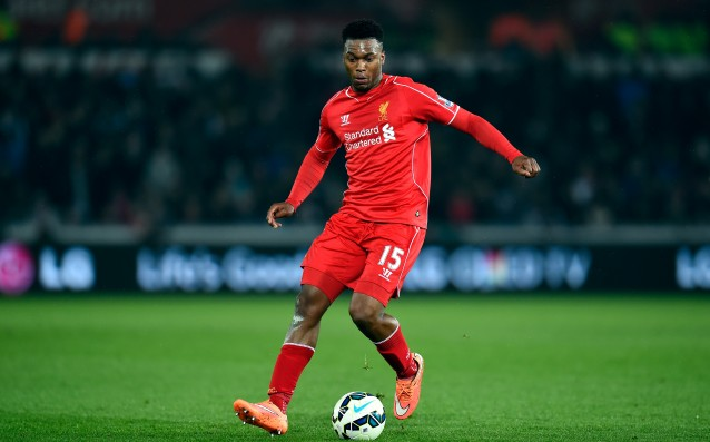 Sturridge: 'Our series is due to our hard work.'