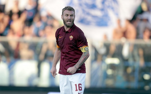 De Rossi is returning at the team of Roma