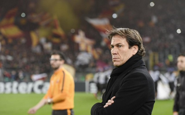 Rudy Garcia is ptimistic about a happy ending to the season for Roma
