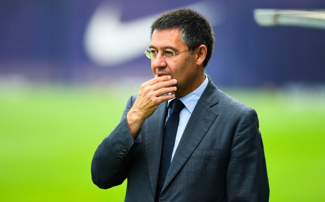 Bartomeu: Barca is still a champion