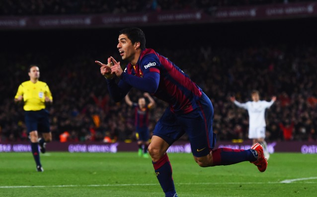 Luis Enrique: 'That is why we paid so much for Suarez.'