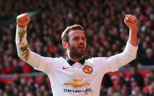 Mata: 'This was the best goal of my career.'