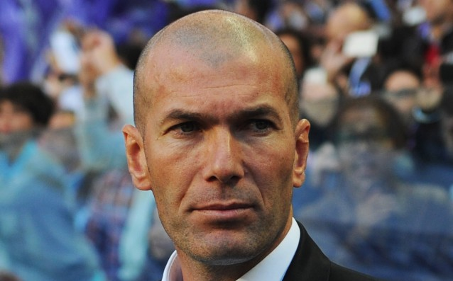 Zidane is going to train with Guardiola