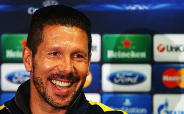 It's official: Diego Simeone signed with Atletico Madrid