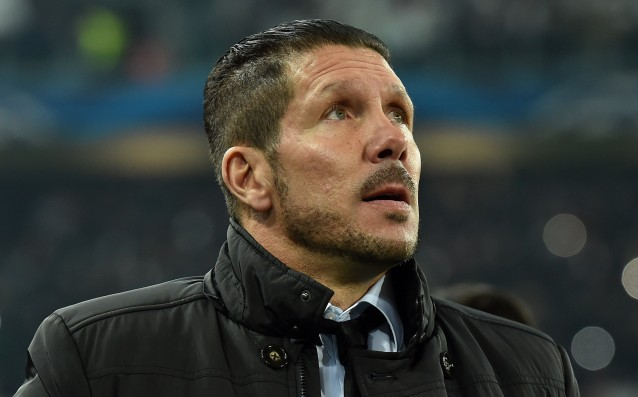 Simeone: 'I chose to stay, because I'm sure the team will grow.'