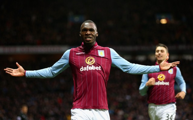 Aston Villa also sighed in relief, Benteke was not severely injured