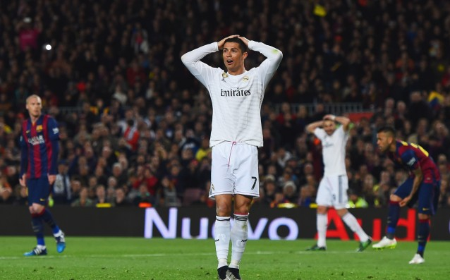 The head of Spanish football demanded punishment for Ronaldo