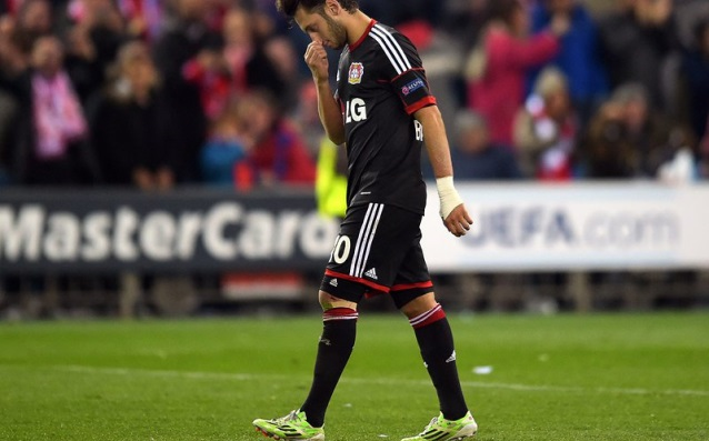 Juventus and Roma are in a battle for Chalhanoglu