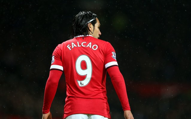 Falcao makes decisions for his future in Manchester United alone