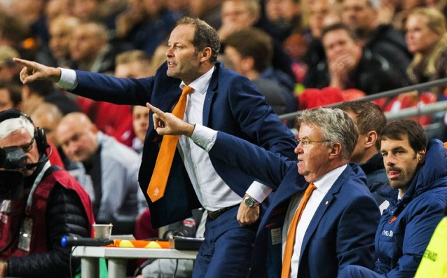 There are five candidates for the successor to Hiddink