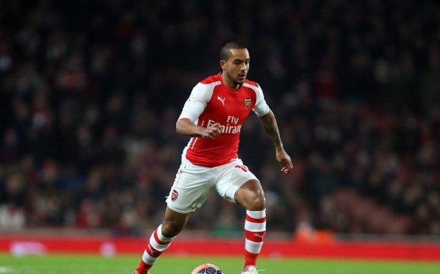 Chelsea monitors the situation with Walcott