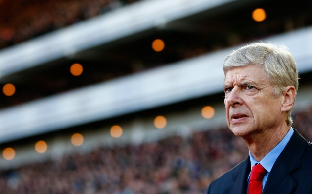 Wenger praised Liverpool before the derby