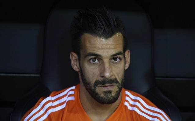 Alvaro Negredo: 'We have no right to lose the third place.'