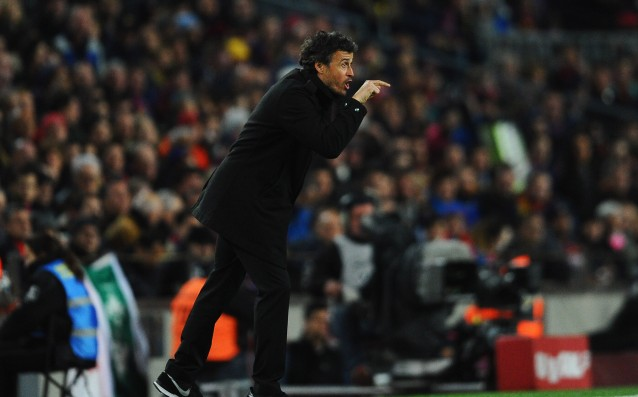 Luis Enrique: 'It's nice to win and ugly.'