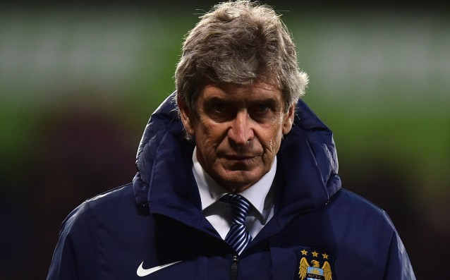 Pellegrini: 'We lost because of a goal from ambush and a nice direct free kick.'