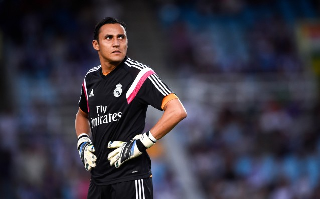 Ancelotti again gives a chance to Navas