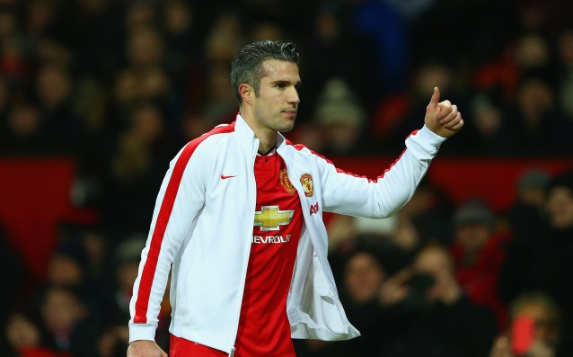 Manchester United is ready to sell van Persie