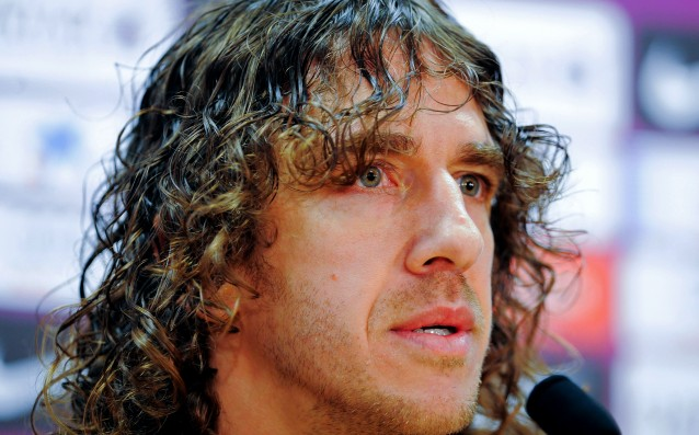 Carles Puyol headed to Colorado Rapids