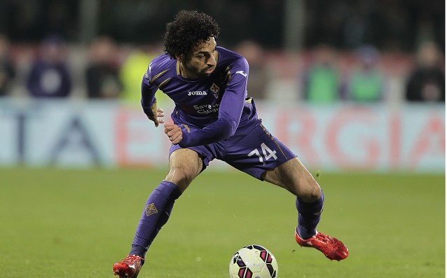 Salah remained another year rental in Fiorentina