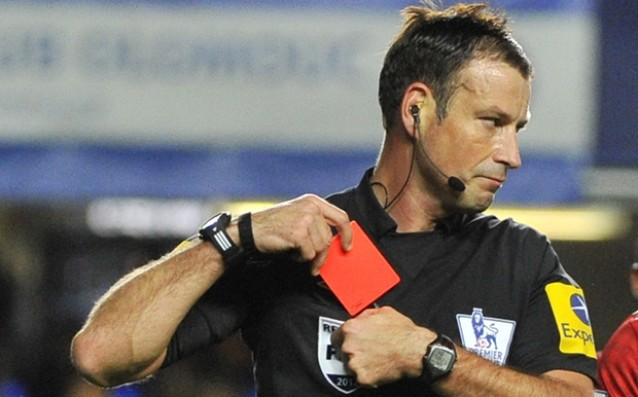 United vs. City will be run by Clattenburg